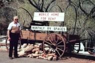 An RV Dad could afford, Sedona, Arizona.
