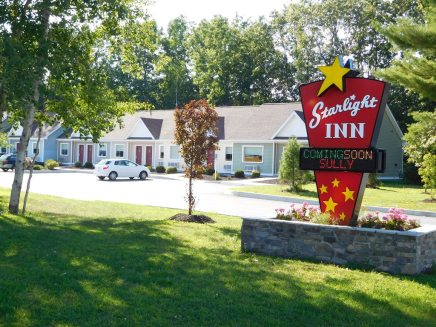 The Starlight Inn was one of the best finds of the trip.