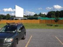 The room rate includes free admission to the adjacent four-screen drive-in.
