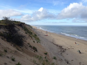 Marconi Beach near Wellfleet, part of Cape Cod National Seashore.