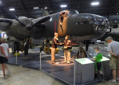 This North American B-25B Mitchell bomber was restored to resemble the one Lt. Col. Jimmy Doolittle flew during the famous Tokyo Raid in 1942.