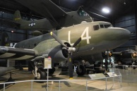 """The Douglas C-47 """"Gooney Bird"""" was the military version of the DC-3 airliner. My father flew on one while in the Army during World War II. It was his first and only airplane flight until he flew with me on a jetliner to visit to Washington, D.C., in the 1960s."""