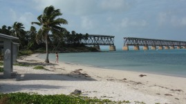 Bahia Honda State Park. Florida Keys.