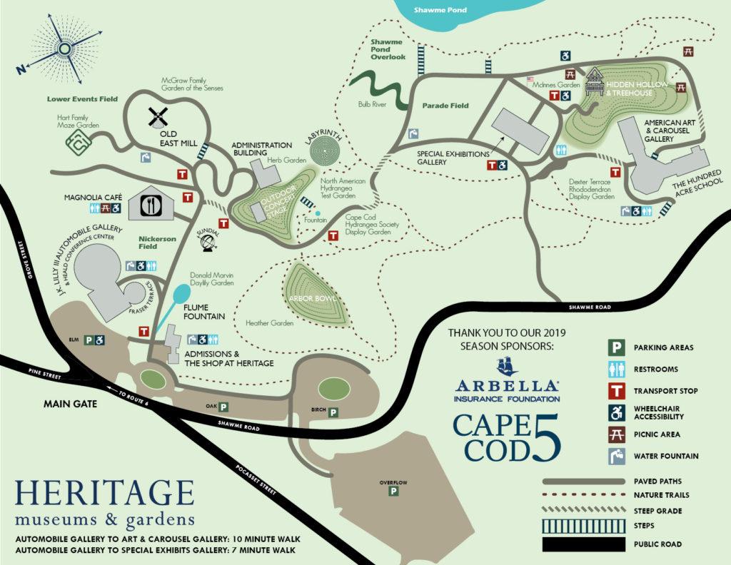 Heritage Map
