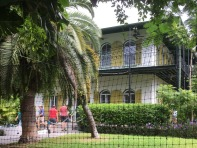 Ernest Hemingway would hate that his Key West home has become one of the biggest tourist attractions in the city.