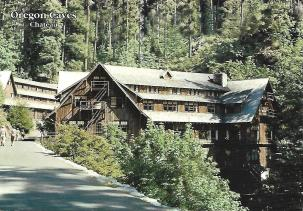 Perched on the edge of a ravine, the Oregon Caves Chateau in Oregon Caves National Monument is one of the lesser-known historic lodges in the national parks system. The Swiss chalet–style lodge still looks much like it did when it opened in 1934.
