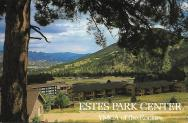 In 1996 I attended a museum conference at the YMCA of the Rockies' Estes Park Center, a beautiful conference center and resort near Estes Park, Colorado.