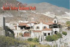 Death Valley in California is the improbable location of Scotty's Castle, a wealthy businessman's vacation retreat built beginning in 1922.